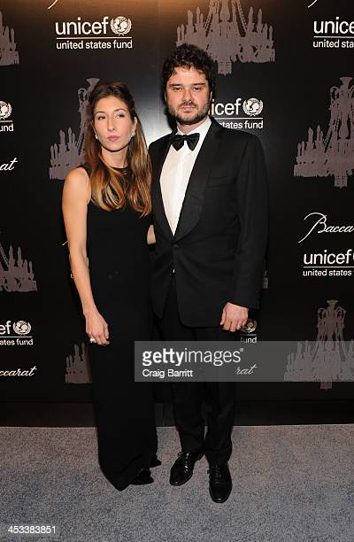 Luca Dotti attends the 9th annual UNICEF Snowflake Ball at Cipriani Wall Street on December 3 2013 in New York City