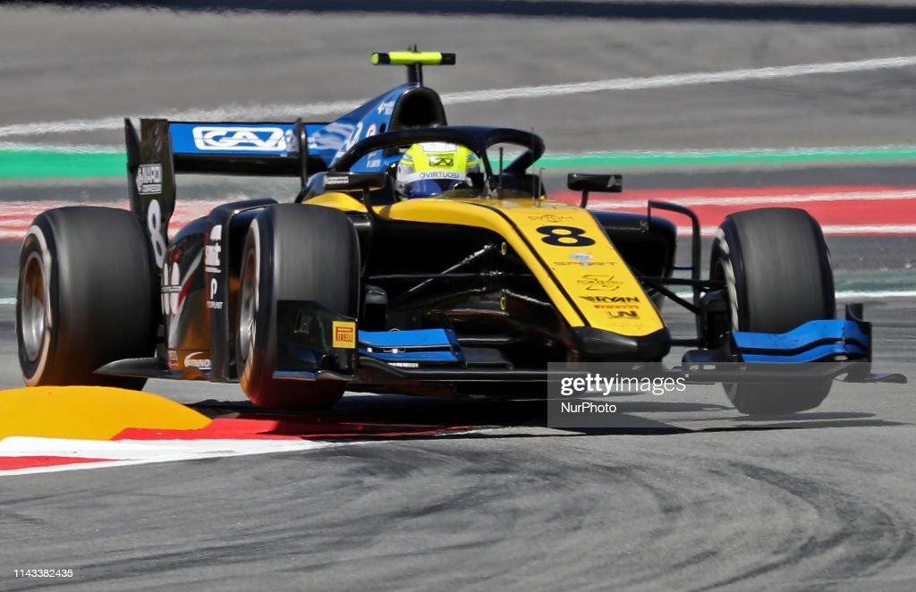 F2 Grand Prix of Spain : News Photo