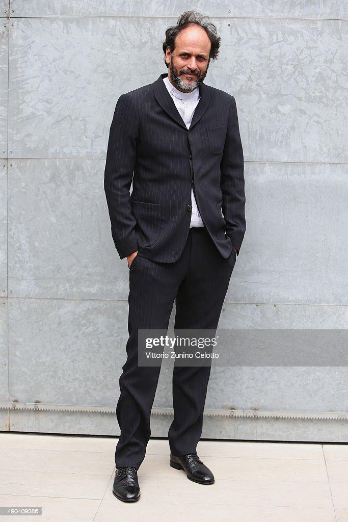 Giorgio Armani - Arrivals - Milan Fashion Week SS16
