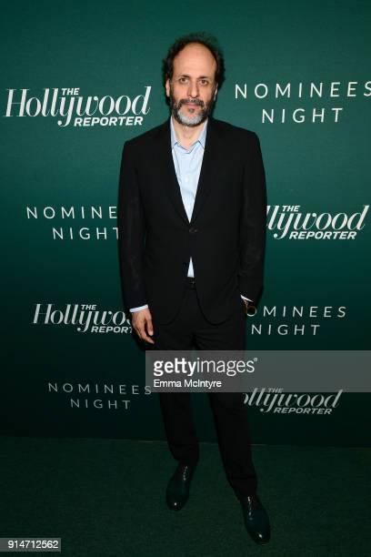 Luca Guadagnino attends The Hollywood Reporter 6th Annual Nominees Night at CUT on February 5 2018 in Beverly Hills California