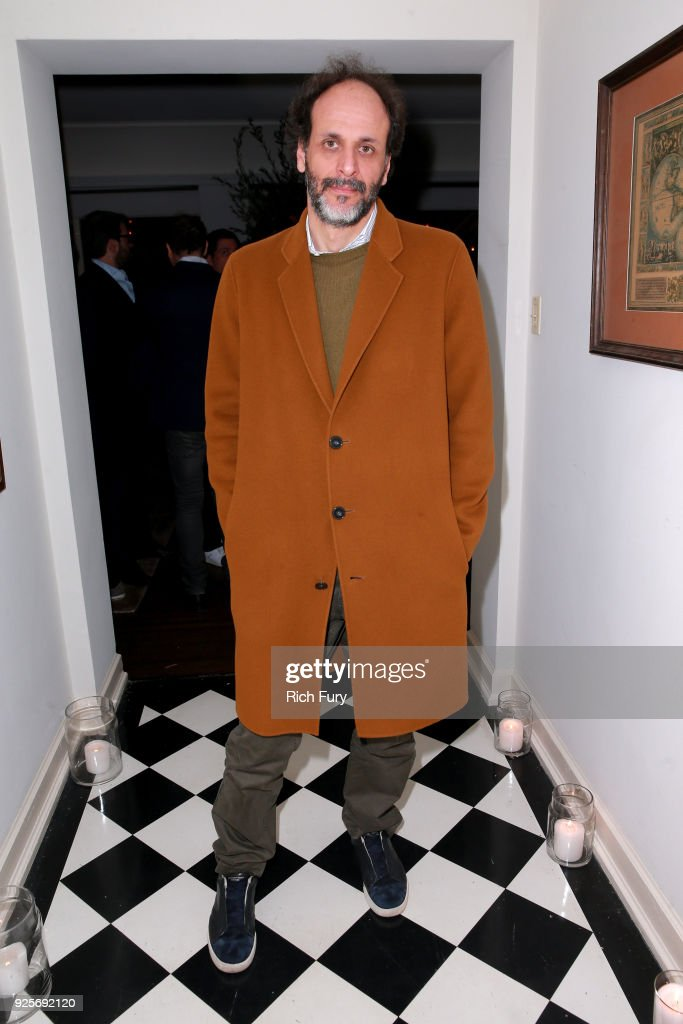 Luca Guadagnino attends the Vanity Fair and Barneys New York celebration of Sony Pictures Classics' 'Call Me By Your Name' on February 28, 2018 in Los Angeles, California.