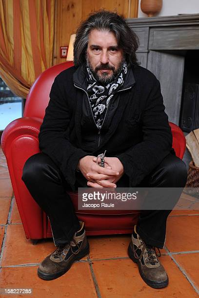 Luca Lionello attends 22th Courmayeur Noir In Festival on December 11 2012 in Courmayeur Italy
