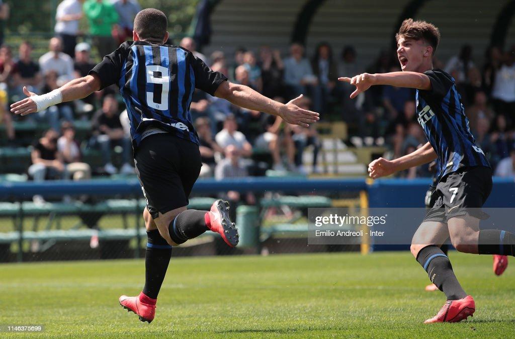 ITA: FC Internazionale U16 v AC Milan U16