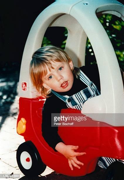 Luca Maria Kohlund Sohn von ChristianKohlund Homestory im Kinderwagen Promis Prominente Prominenter