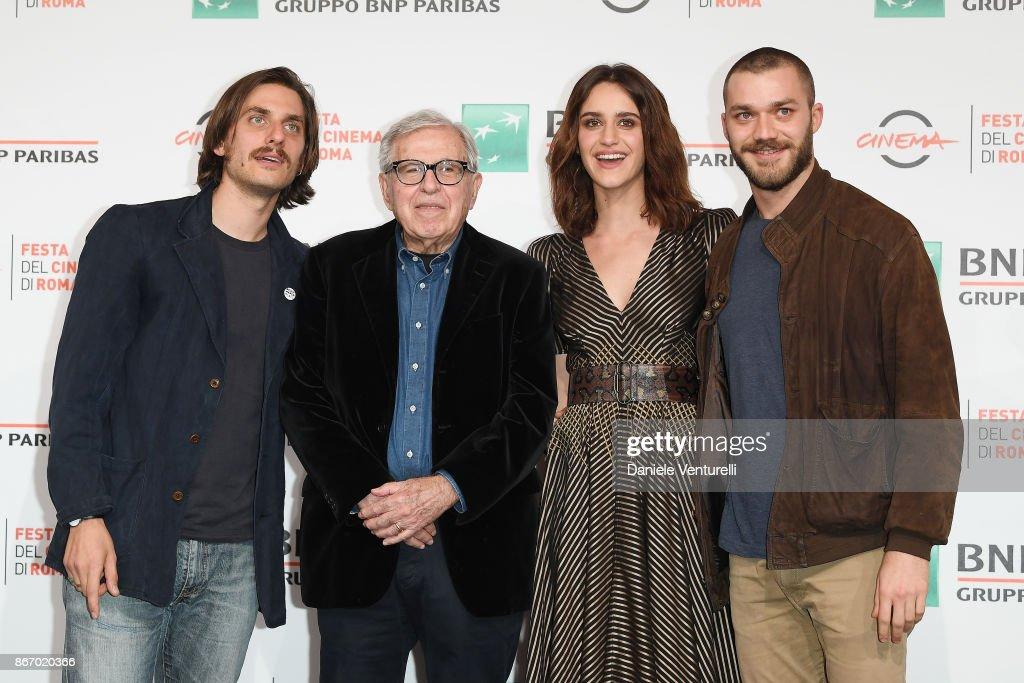 Una Questione Privata Photocall - 12th Rome Film Fest