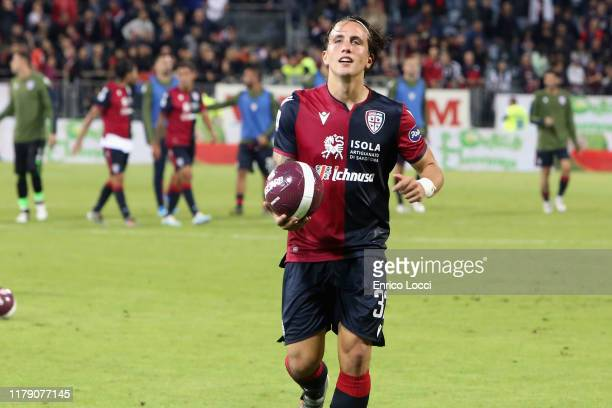 Cagliari Calcio V Bologna Fc Serie A Stock Pictures Royalty Free Photos Images Getty Images