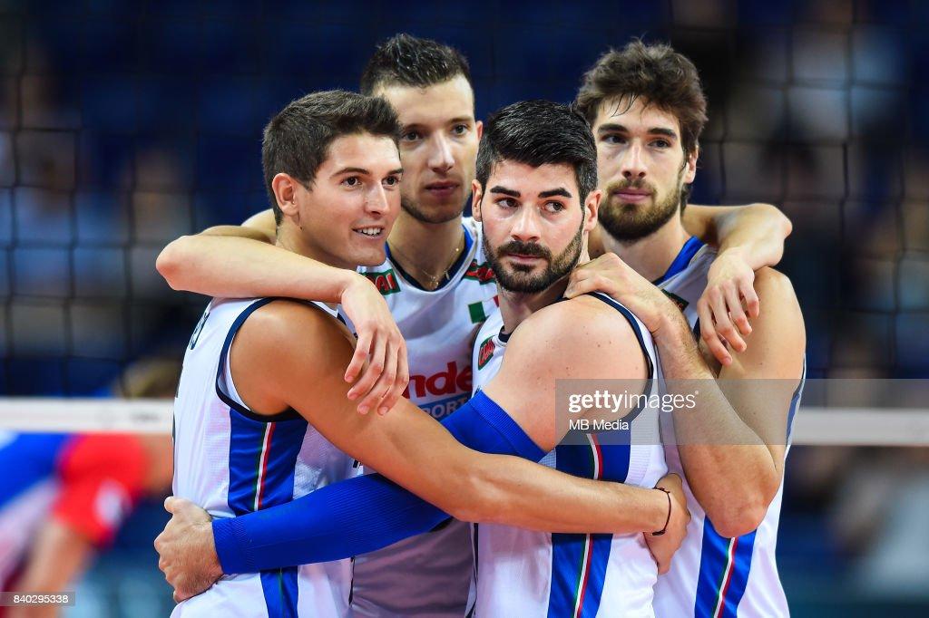 European Men's Volleyball Championships 2017