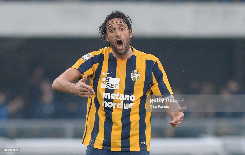 Hellas Verona FC v US Sassuolo Calcio - Serie A : News Photo