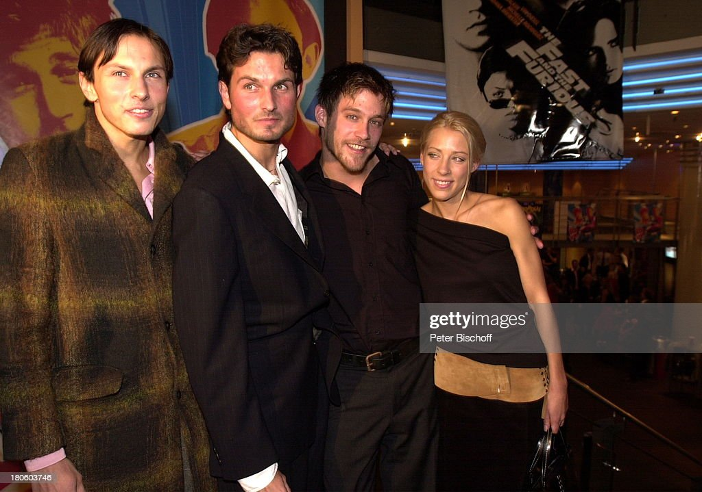 Luca Verhoeven, Bruder Simon Verhoeven, Ken Duken, Ehefrau Maris ...