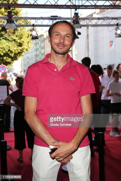 Luca Verhoeven during the Spider Murphy Gang Glory Days of Rock 'n' Roll movie premiere at Astor Filmlounge at Arri Kino on June 30 2019 in Munich...