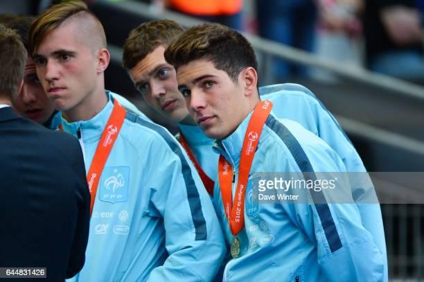 Luca ZIDANE France / Belgique Match Amical Photo Dave Winter / Icon Sport