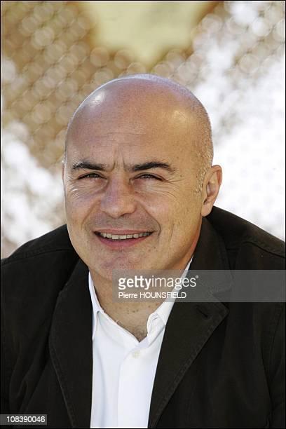 Luca Zingaretti in Marrakech Morocco on December 04 2006