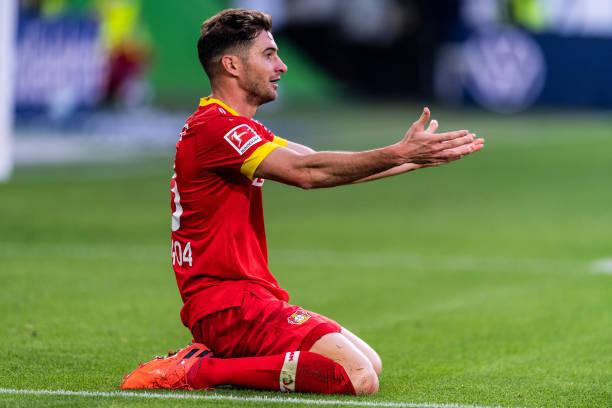 DEU: VfL Wolfsburg v Bayer 04 Leverkusen - Bundesliga for DFL