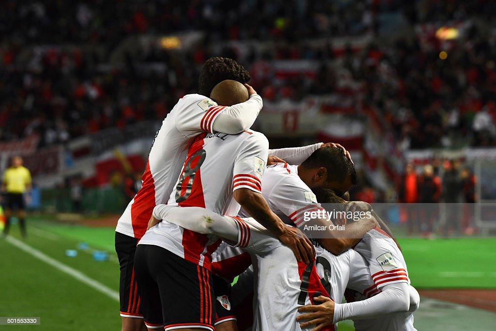 Sanfrecce Hiroshima v River Plate - FIFA Club World Cup Japan 2015 : News Photo