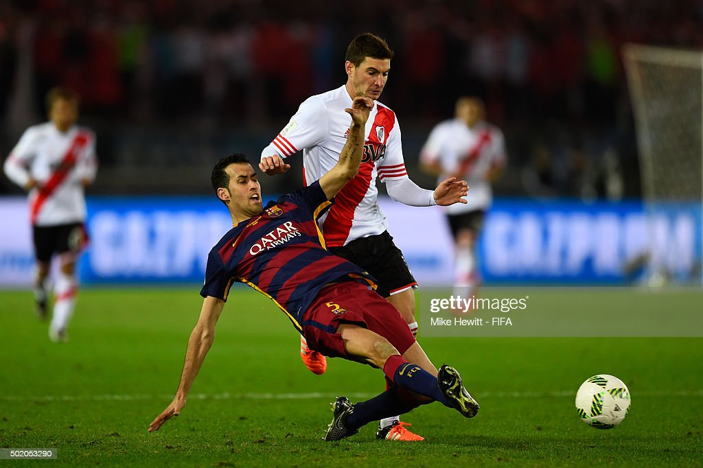 River Plate v FC Barcelona - FIFA Club World Cup Final : News Photo