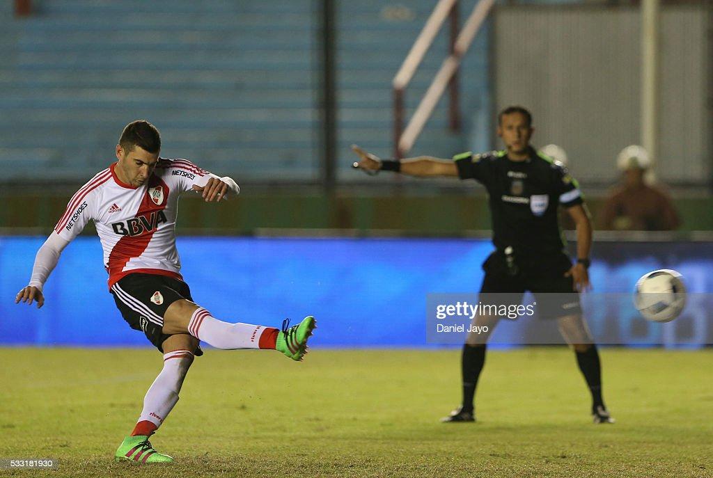 Arsenal v River Plate - Torneo Transicion 2016 : News Photo