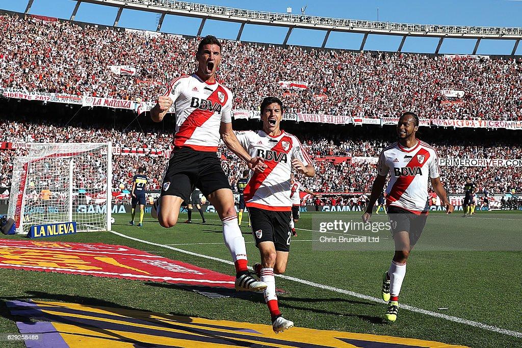 River Plate v Boca Juniors - Argentine Primera Division : Fotografia de notícias