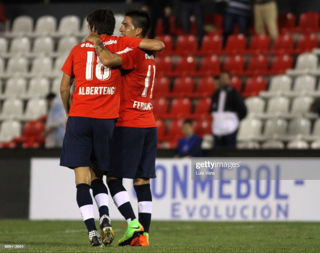 Nacional v Independiente - Copa CONMEBOL Sudamericana 2017