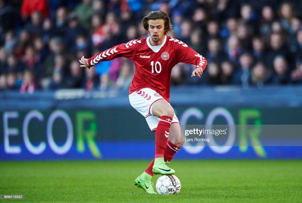 Denmark U21 vs England U21 - International Friendly