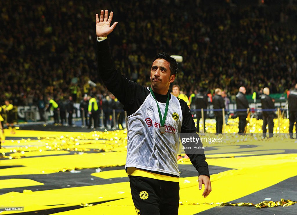 Borussia Dortmund v Bayern Muenchen - DFB Cup Final : News Photo