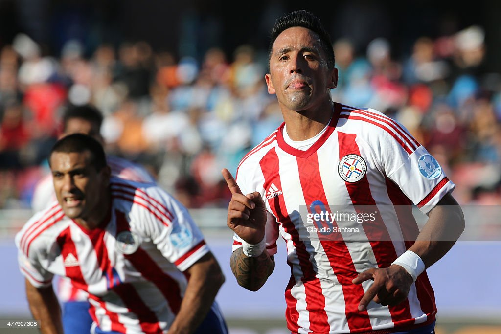 Uruguay v Paraguay: Group B - 2015 Copa America Chile