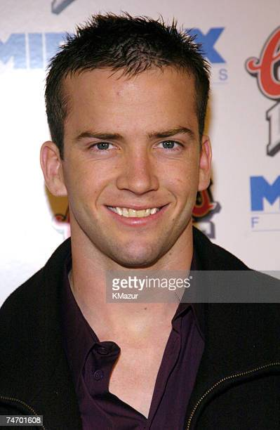 Lucas Black at the New York Public Library in New York City New York
