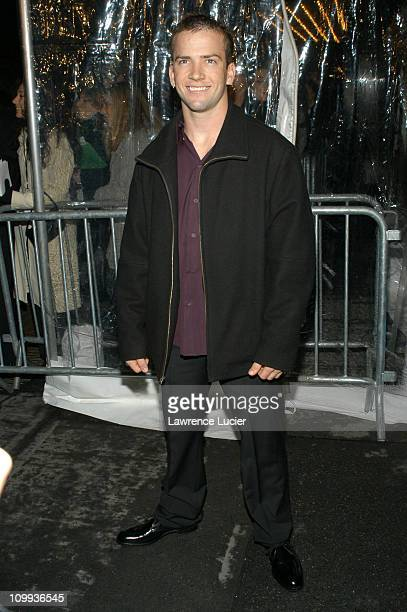 Lucas Black during Cold Mountain New York Premiere Outside Arrivals at Ziegfeld Theater in New York City New York United States