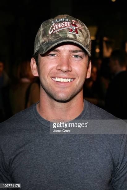 Lucas Black during Universal Pictures' Jarhead World Premiere Arrivals at Arclight Hollywood in Hollywood California United States