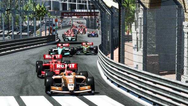 MCO: The Race All-Star Esports Series: Season 3, Round 1
