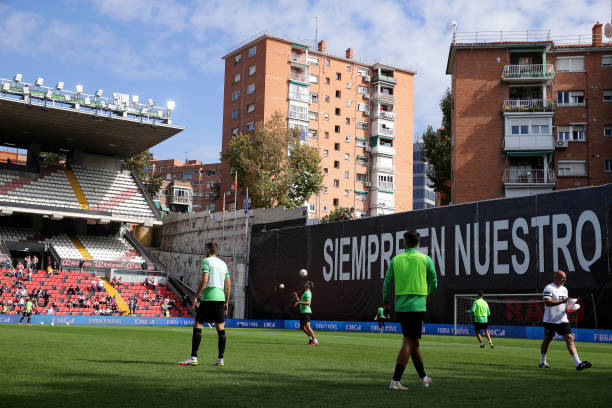 ESP: Rayo Vallecano v Elche CF - LaLiga Santander