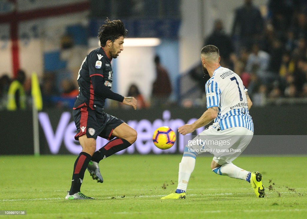 SPAL v Cagliari - Serie A : News Photo