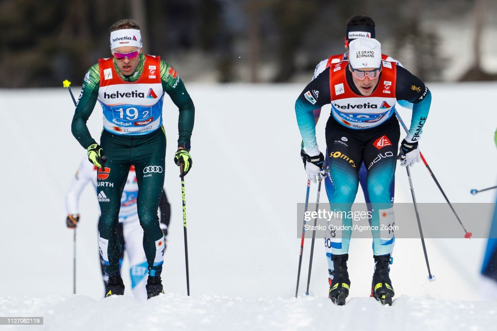 AUT: FIS Nordic World Ski Championships - Men's and Women's Cross Country