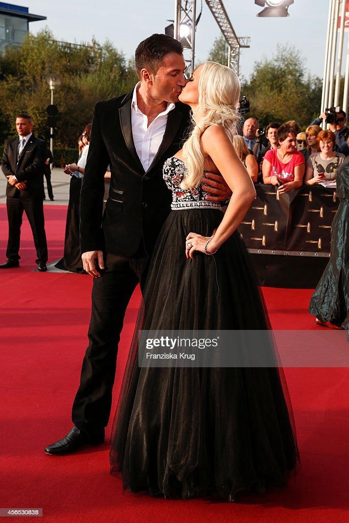 Deutscher Fernsehpreis 2014 - Red Carpet Arrivals
