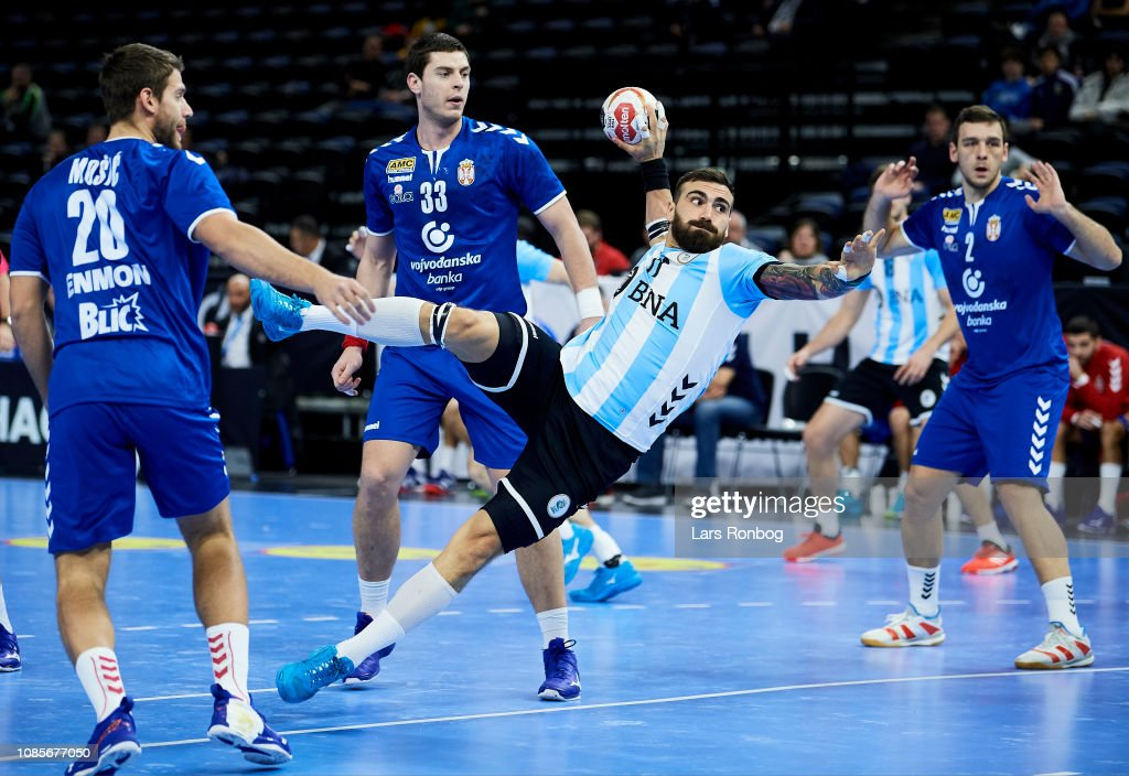 Presidents Cup Handball