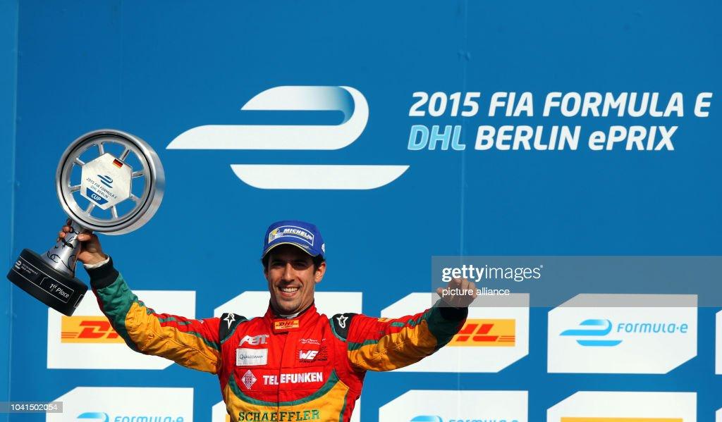 Formel E - e-Prix von Deutschland : ニュース写真