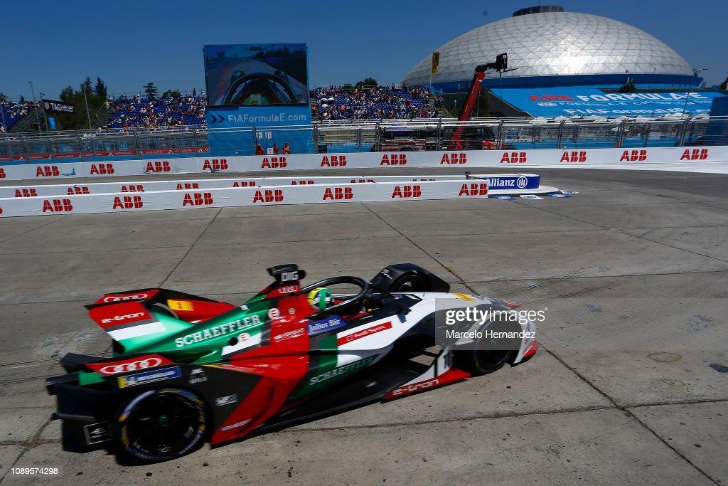 ABB FIA Formula E Championship - Santiago E-Prix : News Photo