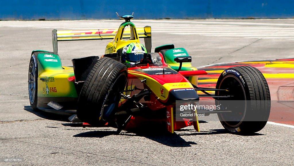 Formula E Championship - Buenos Aires : News Photo