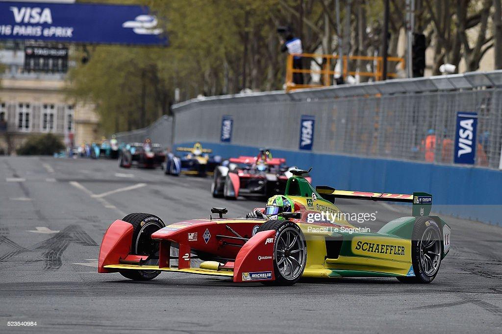 2016 FIA Formula E Championship : Paris E Prix : News Photo