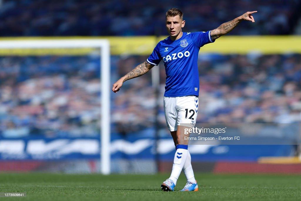 Everton v West Bromwich Albion- Premier League : News Photo