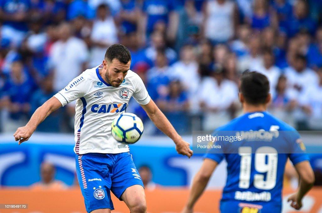 Cruzeiro v Bahia - Brasileirao Series A 2018