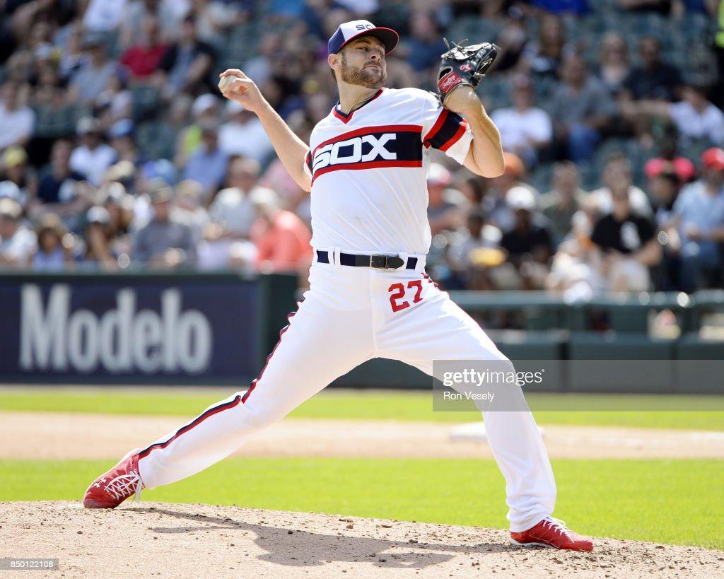 Tampa Bay Rays v Chicago White Sox : News Photo