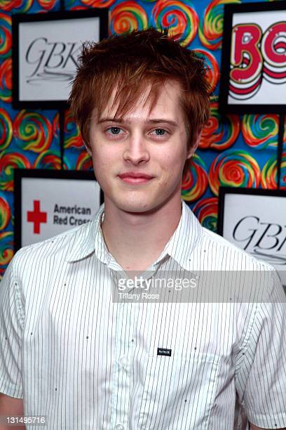 Lucas Grabeel attends the GBK Kid's Choice Awards 2011 Gift Lounge at the SLS Hotel on April 1 2011 in Beverly Hills California