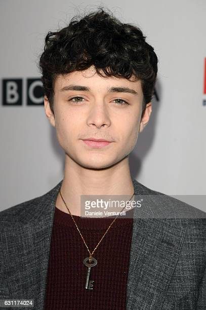 Lucas Jade Zumann attends The BAFTA Tea Party at Four Seasons Hotel Los Angeles at Beverly Hills on January 7 2017 in Los Angeles California