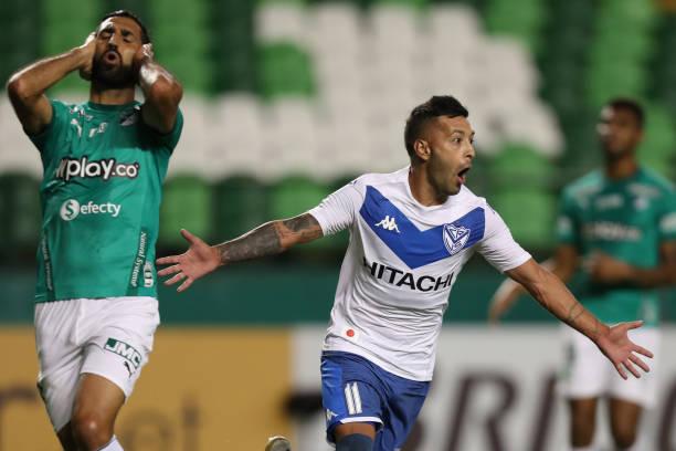COL: Deportivo Cali v Velez - Copa CONMEBOL Sudamericana 2020
