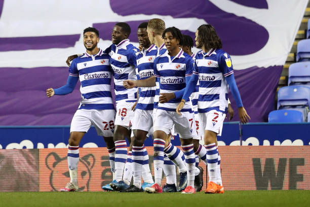 GBR: Reading v Wycombe Wanderers - Sky Bet Championship