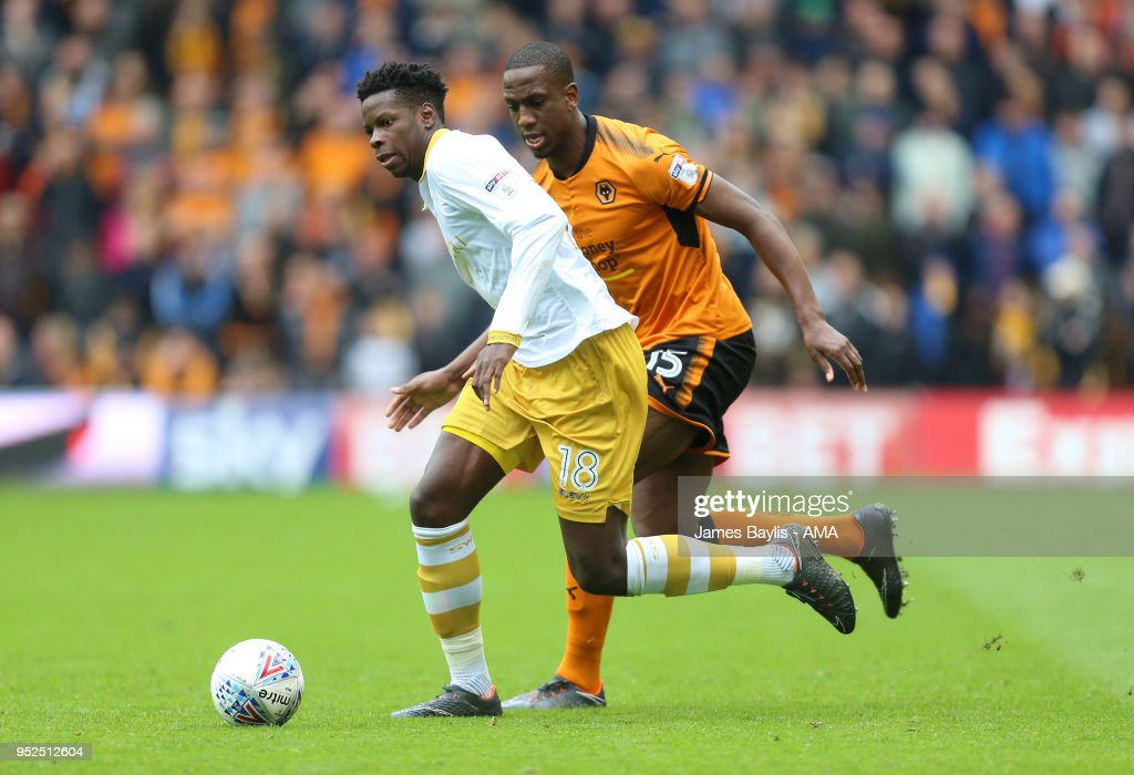 Wolverhampton Wanderers v Sheffield Wednesday - Sky Bet Championship