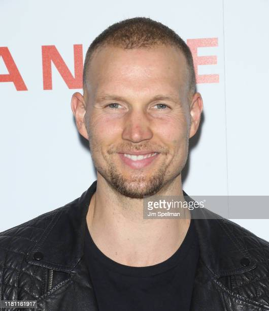 """Lucas Kerr attends the special screening of """"Frankie"""" hosted by Sony Pictures Classics and The Cinema Society at Metrograph on October 14, 2019 in..."""