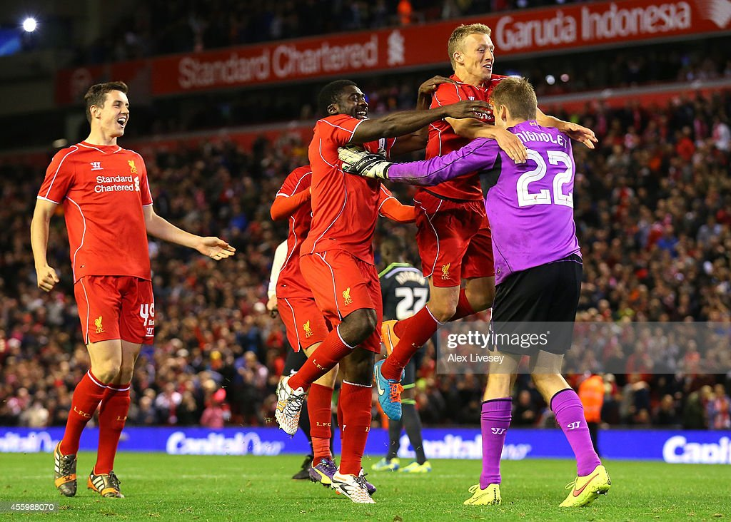 Liverpool v Middlesbrough - Capital One Cup Third Round