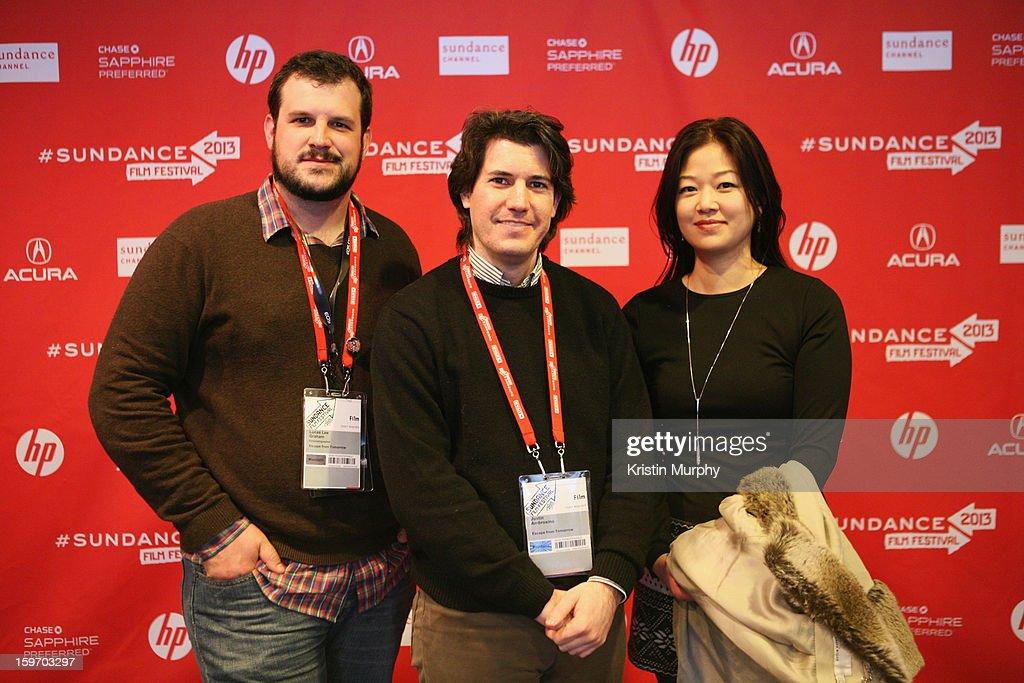 """""""Escape From Tomorrow"""" Premiere - 2013 Sundance Film Festival : News Photo"""