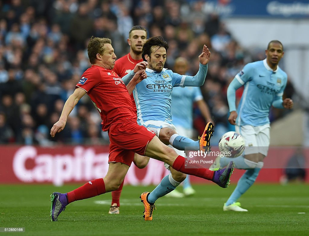 Liverpool v Manchester City - Capital One Cup Final : ニュース写真